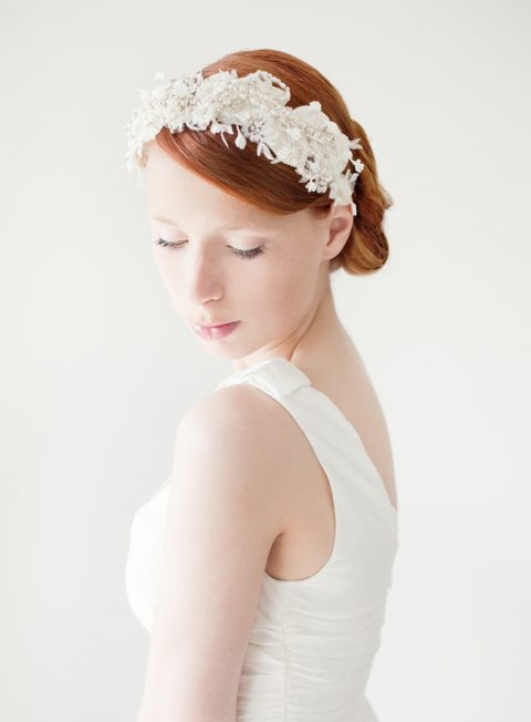 Hearts Desire - © SIBO Designs Bridal Adornments & Veils