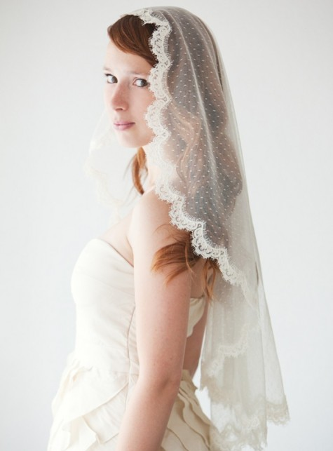 SIBO Designs Bridal Veil - Lovely