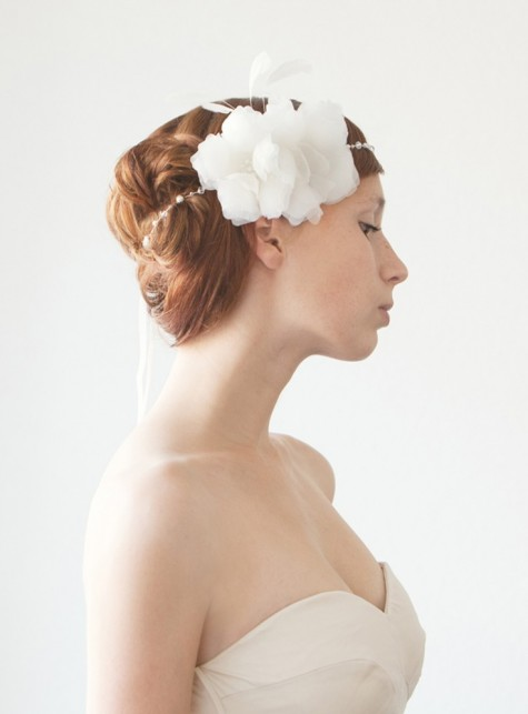 SIBO Designs Headpiece Vintage Beauty