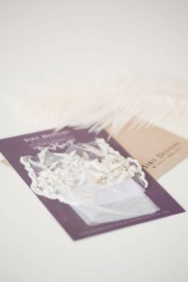 Fabric Samples - SIBO Designs Veils