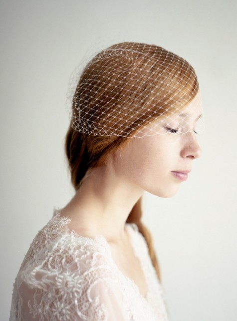 SIBO Designs French Netting Birdcage