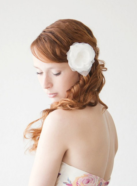 SIBO Designs Flower Headpiece - Tiny Dreams