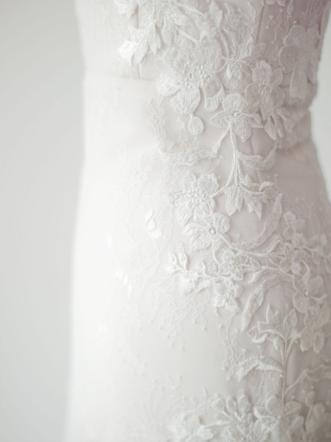 """SIBO Designs 2018 Collection - Couture Embroidered Lace Bridal Gown """"Havanna"""" www.sibodesigns.com"""
