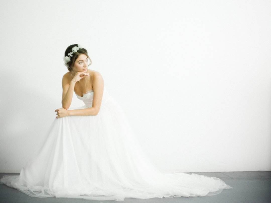 """SIBO Designs 2018 Collection - """"Style 704"""" Pearl Beaded Bridal Hair vine www.sibodesigns.com"""