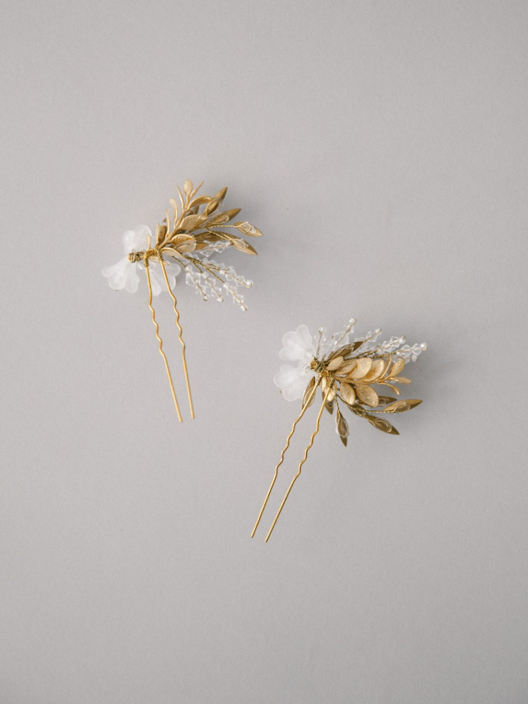 Crystal Bridal Hair Pins - Style 602 - SIBO Designs www.sibodesigns.com